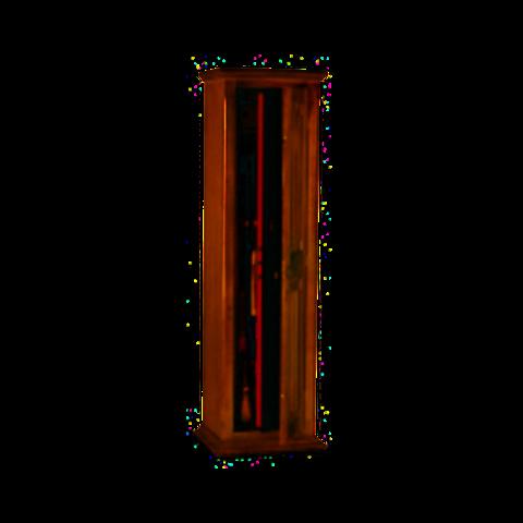 Armadi in legno per fucili HS-L/7-11
