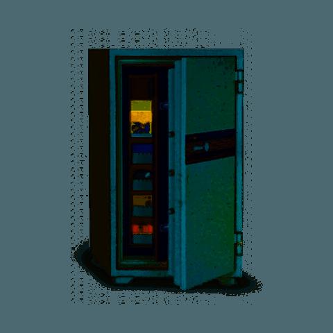 Armadio ignifugo Technofire TDBK-TDE