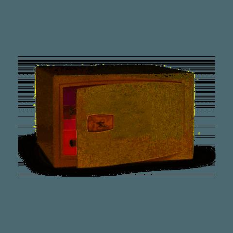 Cassaforte da mobile Moby Light ACH