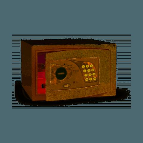 Cassaforte da mobile Moby Light EL