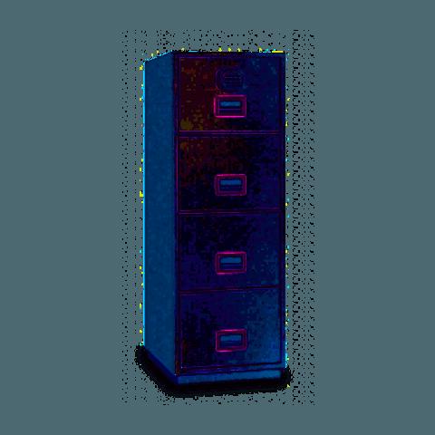 Classificatore ignifugo Technofire DFC